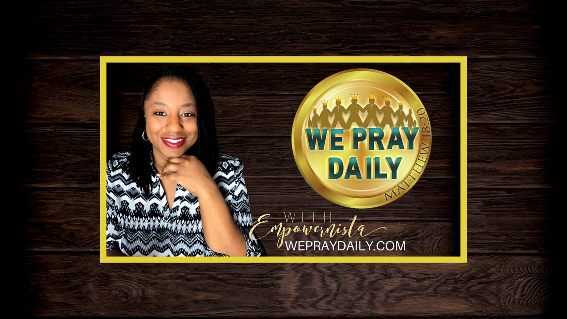 WE PRAY DAILY - Cover Image