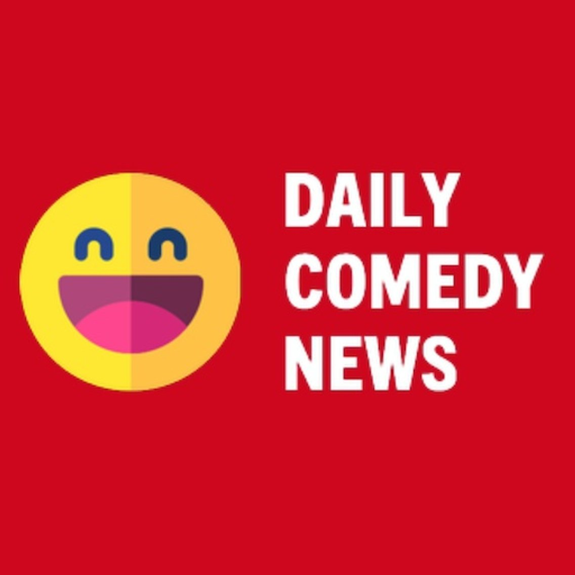Daily Comedy News: a podcast about comedians - Cover Image