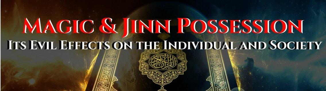 Magic & Jinn Possesion   Saeed Rhana - Cover Image