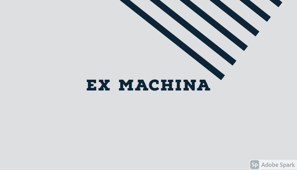 Ex Machina - Storie dell'Informatica - Cover Image