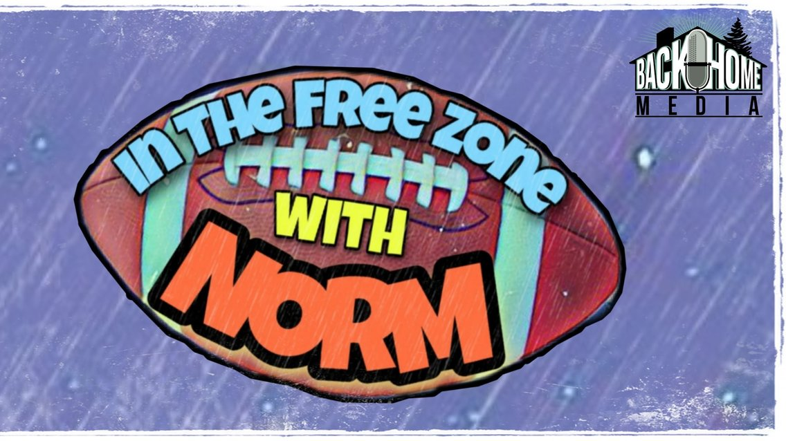 In The Free Zone with Norm - Cover Image