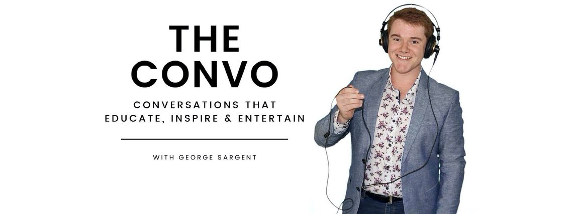 The Convo With George Sargent - Cover Image