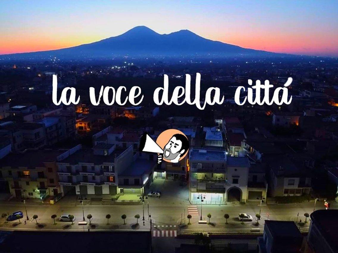 La voce della città - Cover Image