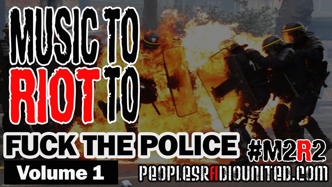 Music To Riot To #M2R2 - Cover Image