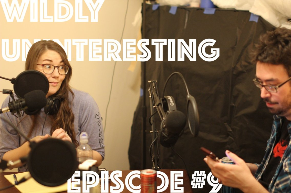 Wildly Uninteresting Podcast - Cover Image