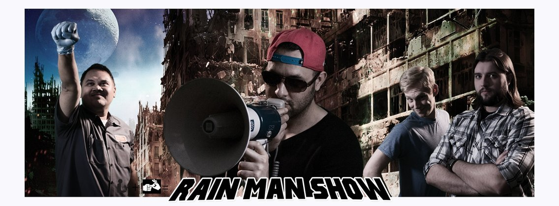 The Rain Man Show - immagine di copertina