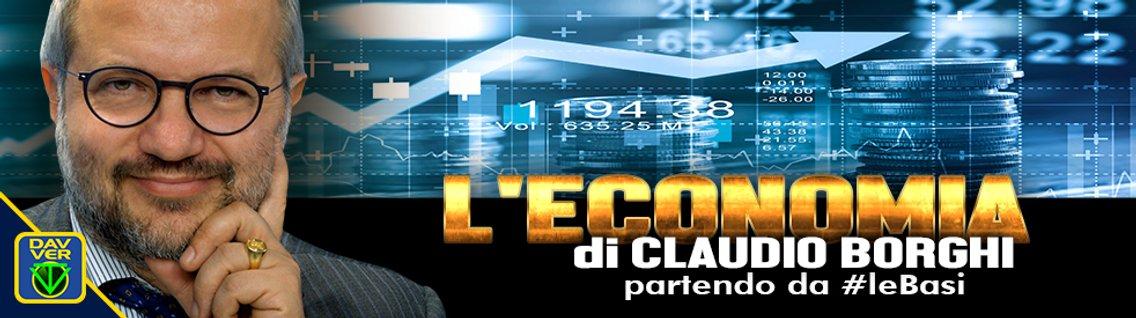 L'Economia di Claudio Borghi partendo da #leBasi - immagine di copertina