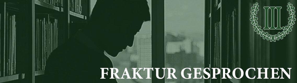 Fraktur gesprochen - Cover Image
