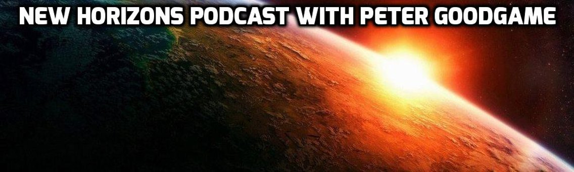New Horizons Podcast - Cover Image