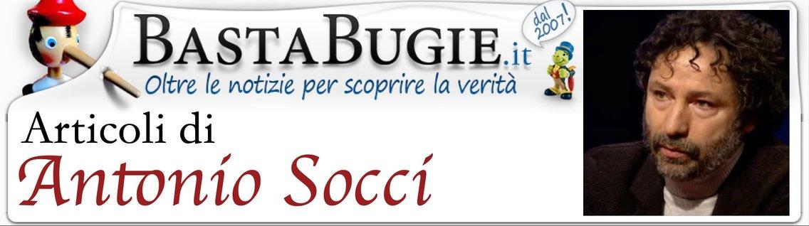 ARTICOLI di Antonio Socci - imagen de portada