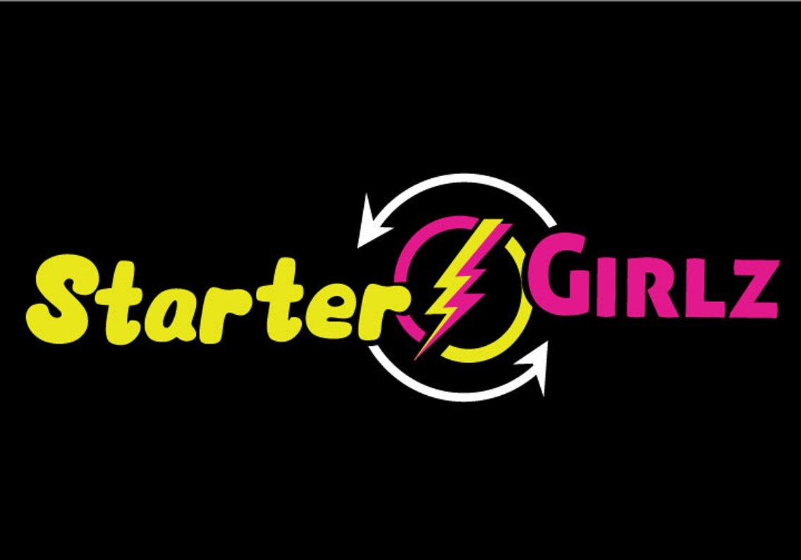 Starter Girlz Podcast - immagine di copertina