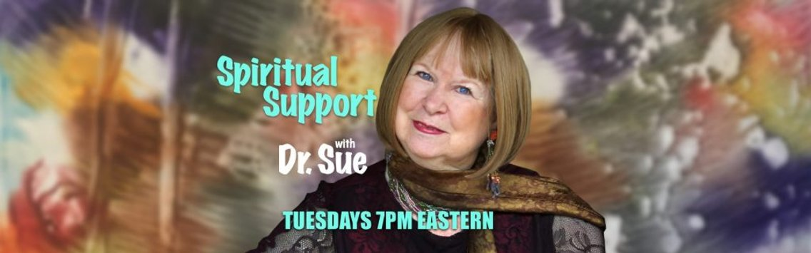 Spiritual Support - imagen de portada