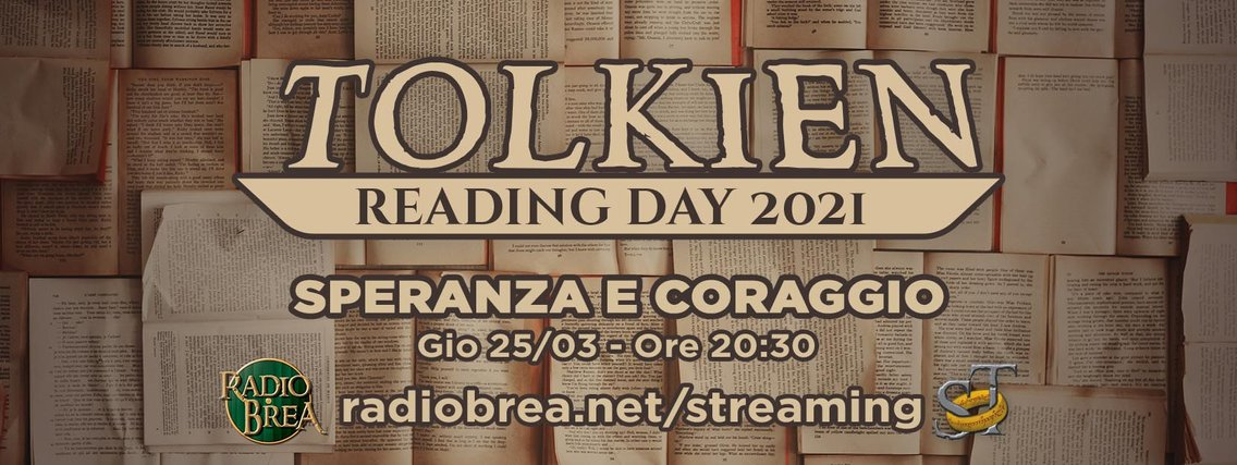 Tolkien Reading Day - Cover Image