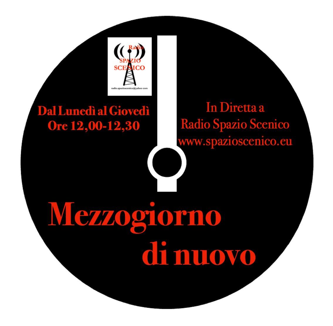 Mezzogiorno di Nuovo - Cover Image