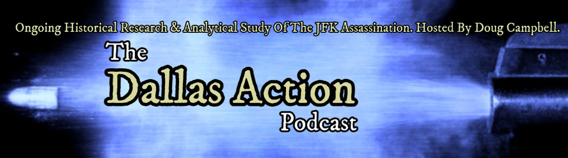 THE DALLAS ACTION Podcast. - Cover Image