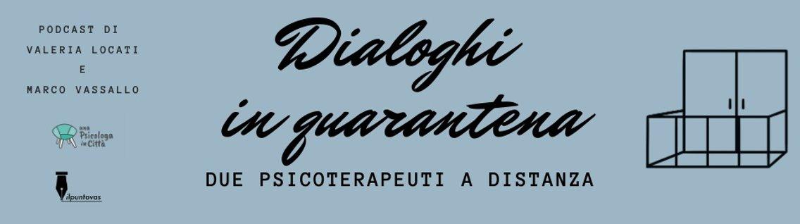 Dialoghi in quarantena - immagine di copertina