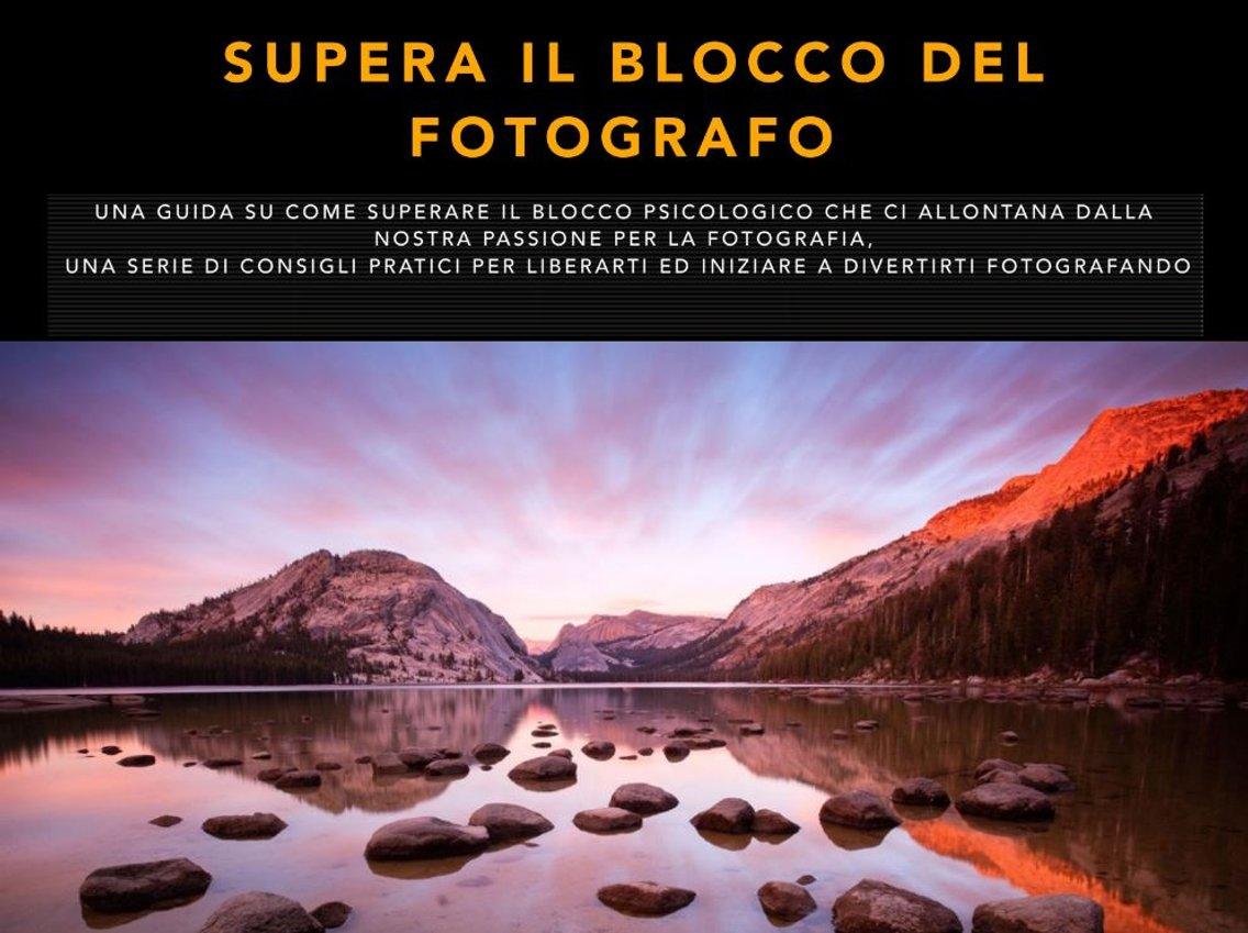 Le voyage du photographe - imagen de portada