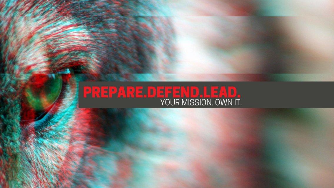 Prepare. Defend. Lead. - Cover Image