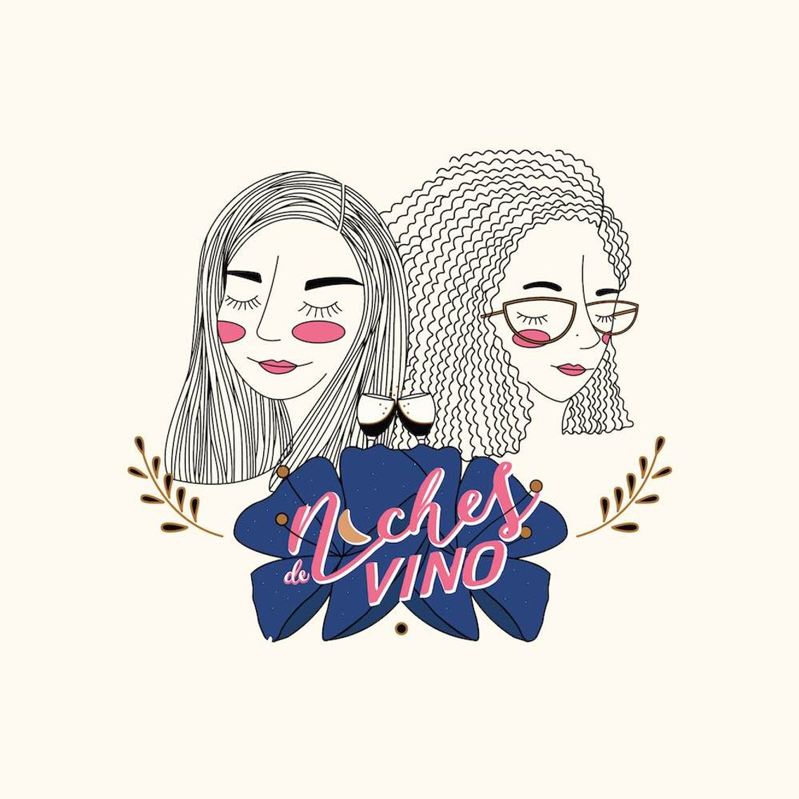 Noches de vino en podcast - Cover Image