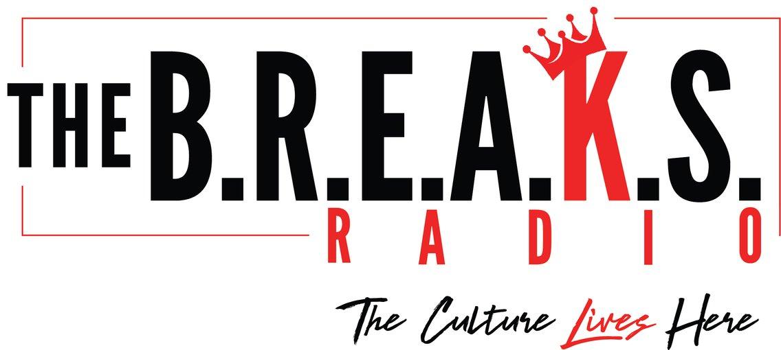 THE B.R.E.A.K.S. RADIO - Cover Image