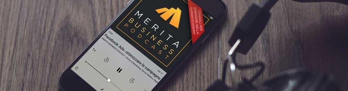 Merita Business Podcast - Cover Image