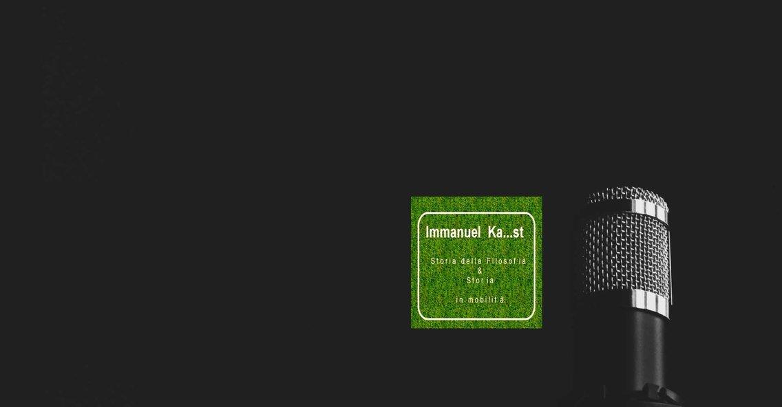 Immanuel Ka...st: Lezioni di Filosofia e Storia in mobilità - Cover Image