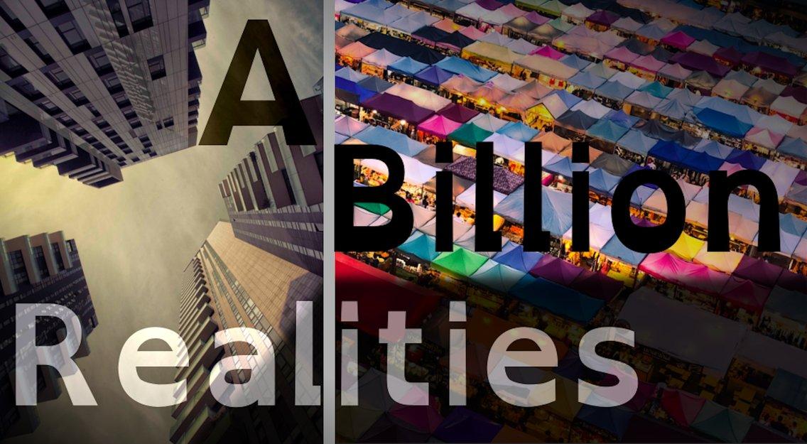 A Billion Realities - immagine di copertina