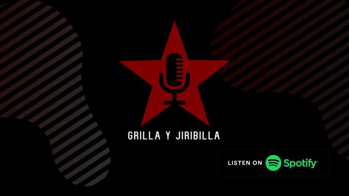 Grilla y Jiribilla - immagine di copertina