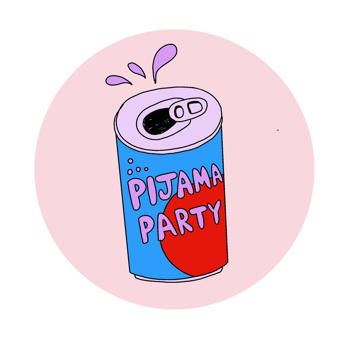 Pijama Party - Cover Image