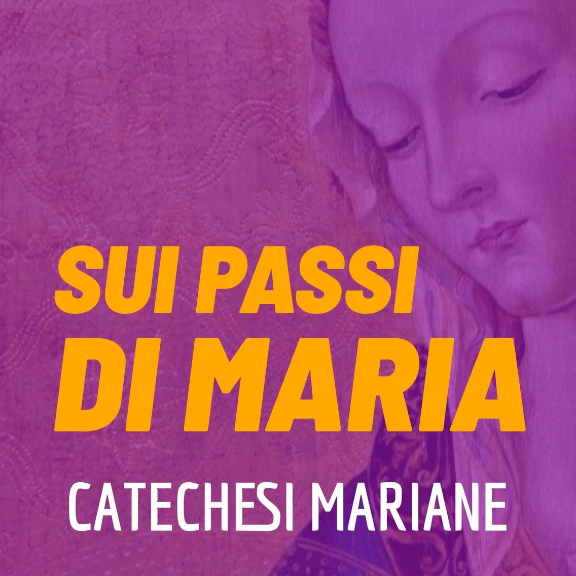 Sui Passi di Maria - immagine di copertina