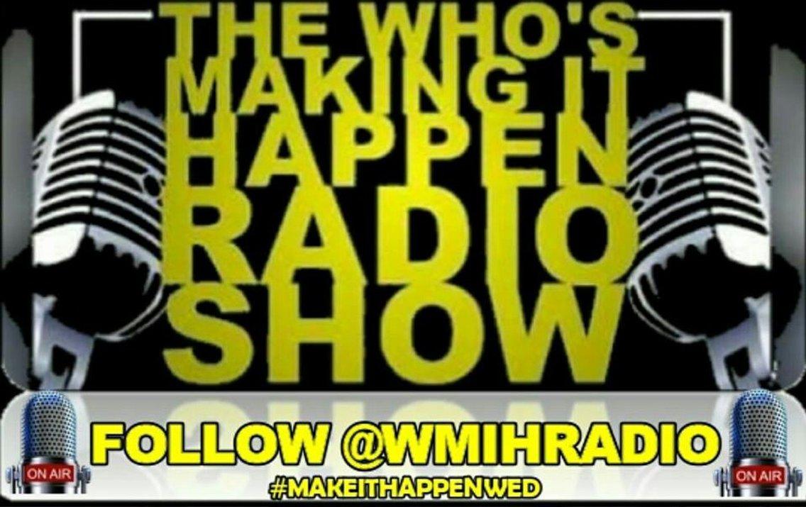 The New WMIH Radio Show - immagine di copertina