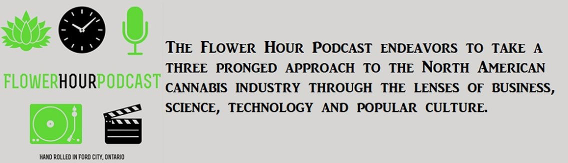 The Flower Hour Podcast - Cover Image