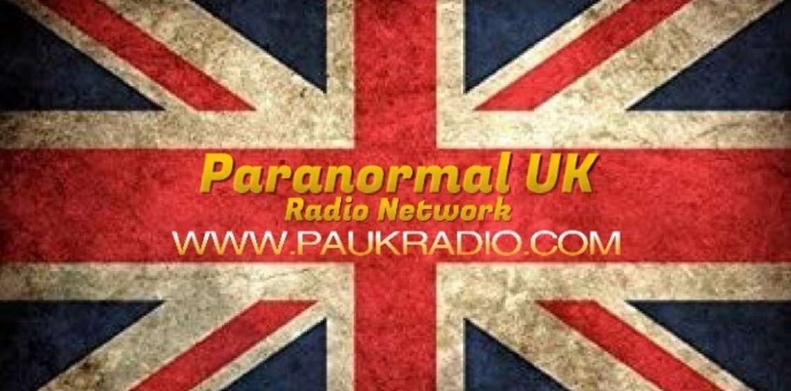 Paranormal UK Radio Network - Cover Image