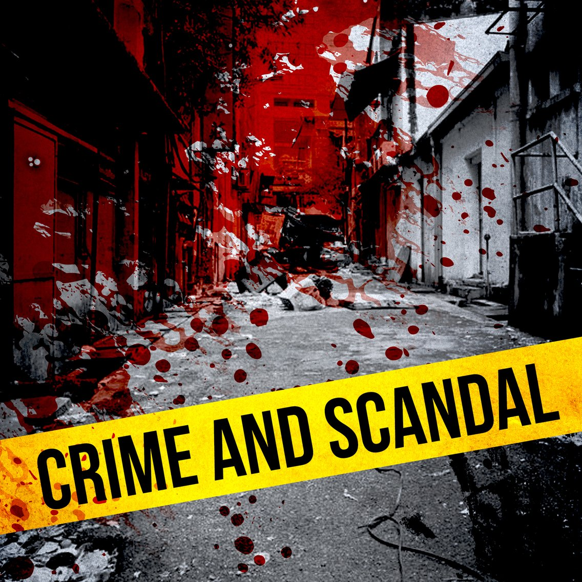 Crime and Scandal - Cover Image