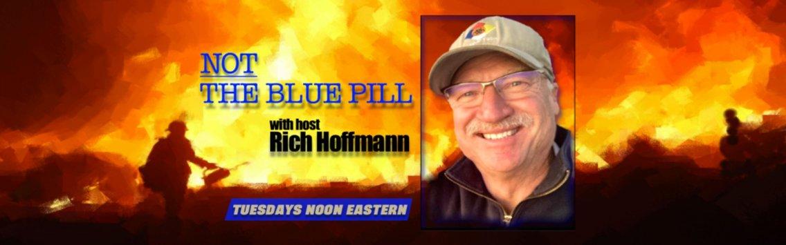 NOT THE BLUE PILL - imagen de portada