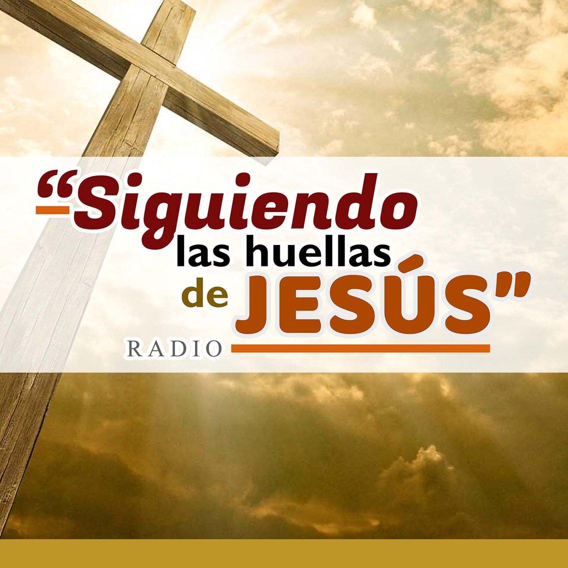 """""""Siguiendo las huellas de Jesús"""" - Cover Image"""