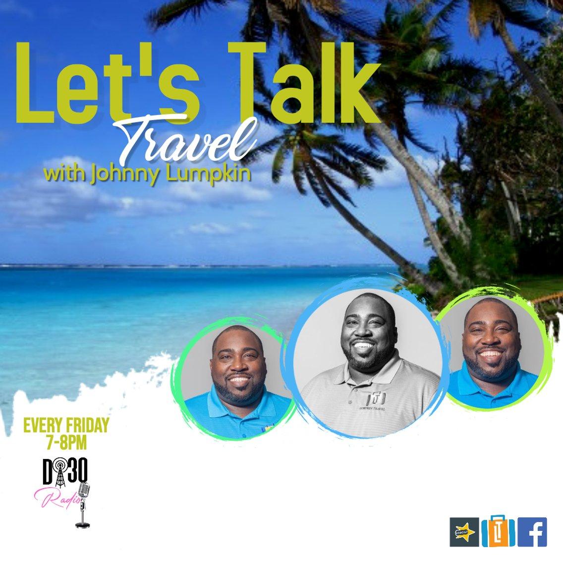 Let's Talk Travel - immagine di copertina