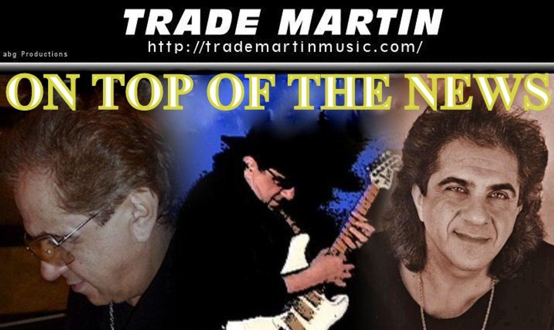 Trade Martin's tracks - Cover Image