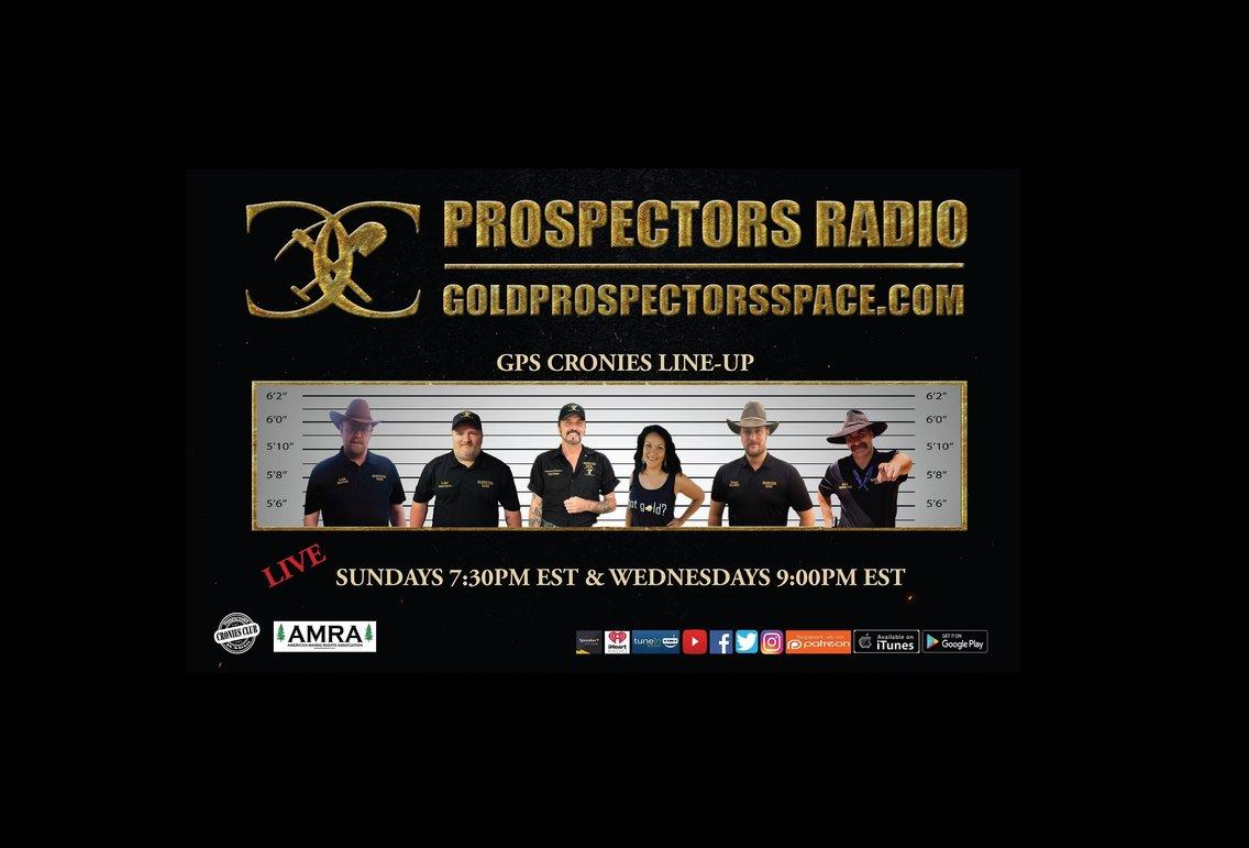 Prospectors Radio - Cover Image