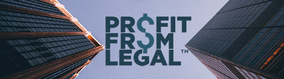 Profit from Legal - Cover Image