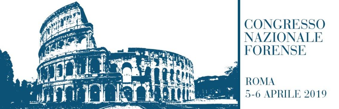 XXXIV Congresso Nazionale Forense - Roma - Cover Image