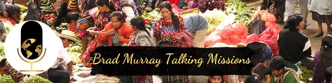Brad Murray Talking Missions - immagine di copertina