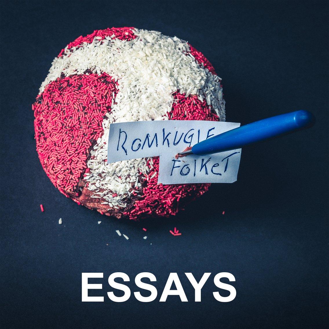 Romkugle-folket Essays - imagen de portada