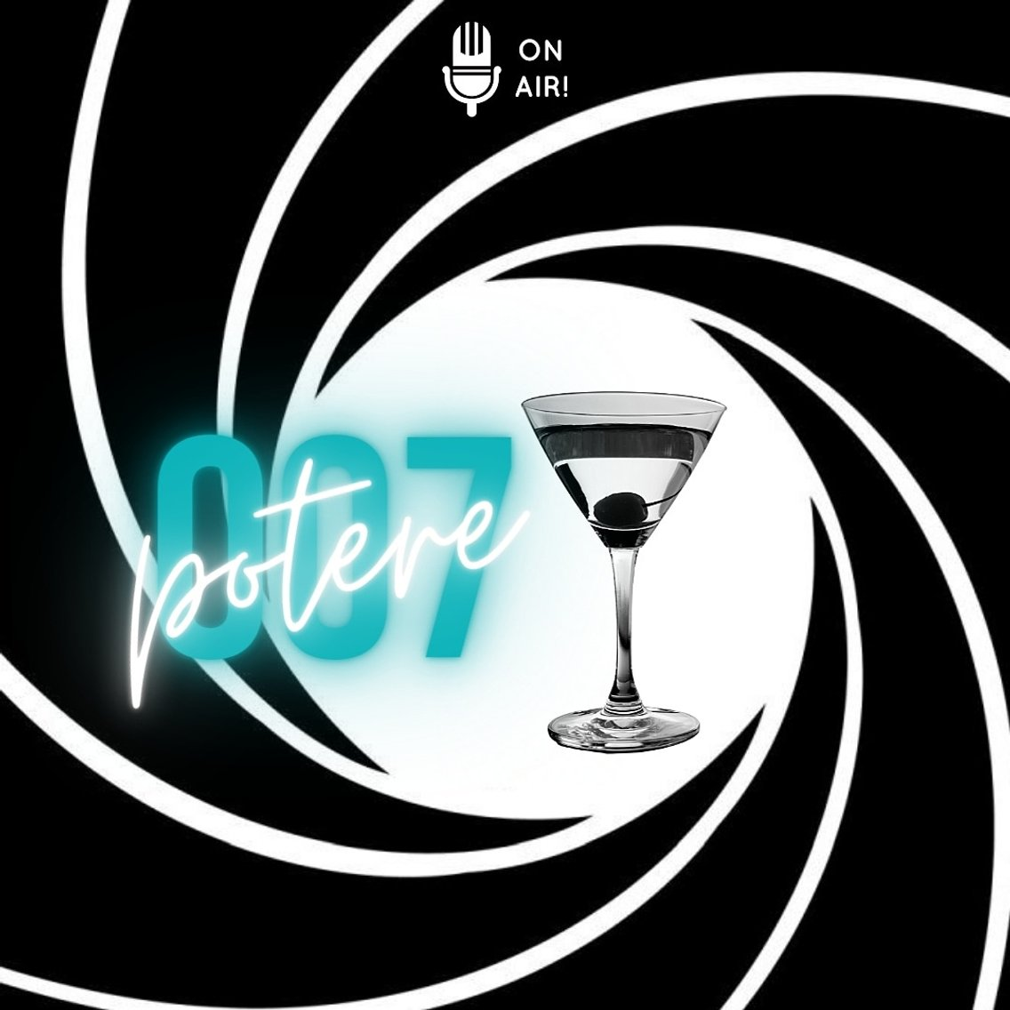 Potere & 007 - Cover Image