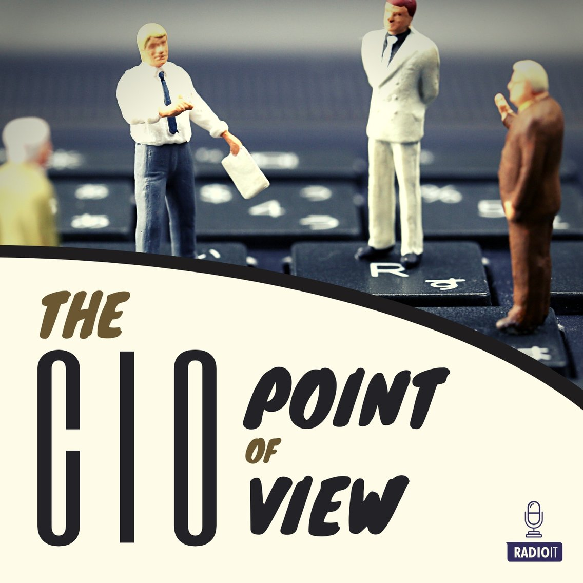 The CIO point of view - Cover Image