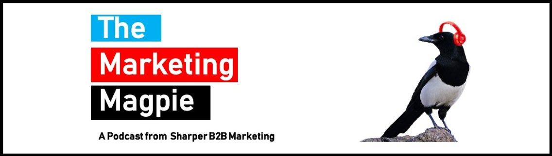The Marketing Magpie - imagen de portada