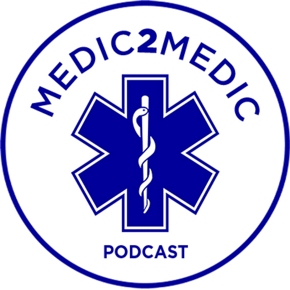 Medic2Medic Podcast - Cover Image