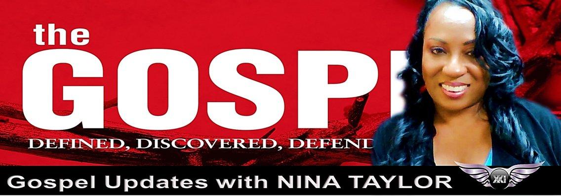 GOSPEL UPDATES WITH NINA TAYLOR - immagine di copertina