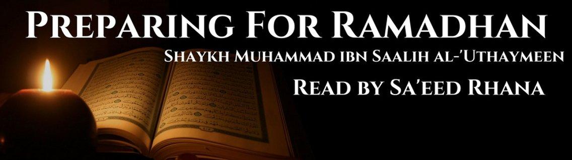Preparing For Ramadhan 1438/2017 - Cover Image