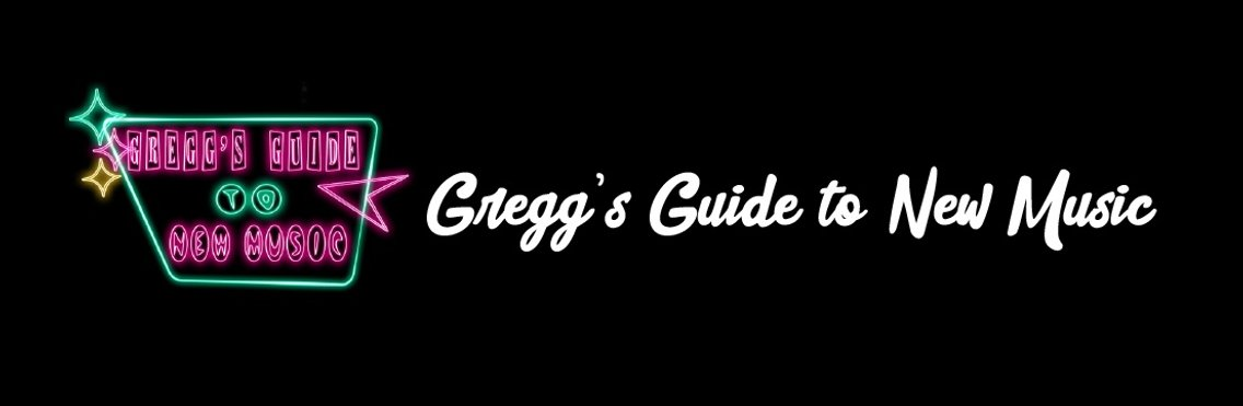 Gregg's Guide to New Music - Cover Image